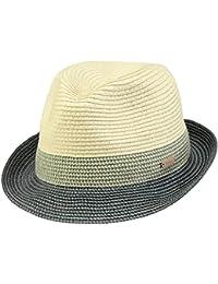 Cappello Patrol Tricolour Trilby Barts cappello da sole cappelli da spiaggia trilby di paglia
