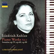 Kuhlau: Piano Works Vol. 2