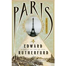 [ PARIS ] Paris By Rutherfurd, Edward ( Author ) Apr-2013 [ Hardcover ]