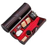UCTOP Store - Juego de 10 zapatos de piel sintética con funda elegante y portátil, ideal para viajes y para el hogar