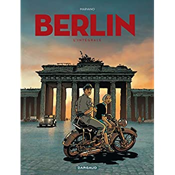 Berlin - Intégrale complète - tome 1 - Berlin - Intégrale complète