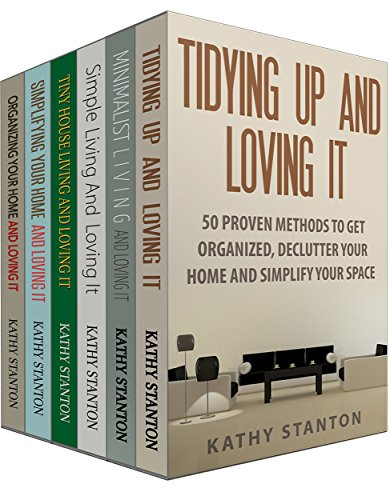 Speed Cleaning Made Easy Box Set (6 in 1): A Step By Step Guide To Clean Your Home Fast And Stay Organized (How To Declutter, Simplify Your Space, Cleaning Hacks) (English Edition)