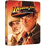 Indiana Jones and the Last Crusade - Exklusive Limited Steelbook Edition