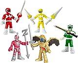 Fisher-Price Imaginext Power Rangers Good v Evil Battle Pack