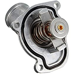 YONGYAO New Engine Coolant Thermostat Kit For Opel Vauxhall Corsa
