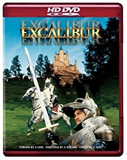 Excalibur [HD DVD] by Nigel Terry