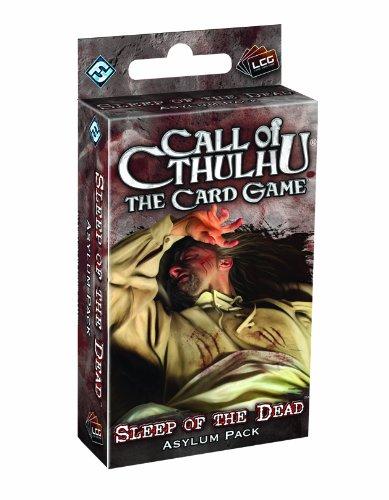 Preisvergleich Produktbild Sleep of the Dead Asylum Pack (Call of Cthulhu: The Card Game)