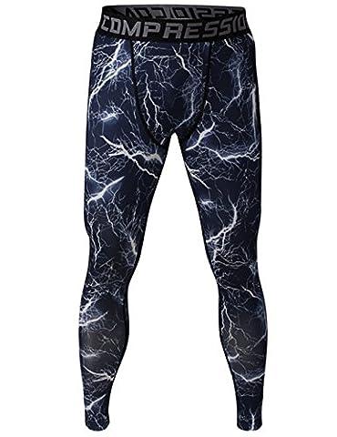 Slip Homme Ultra Leger - AKY Homme Legging douce Sportswear caleçons longs