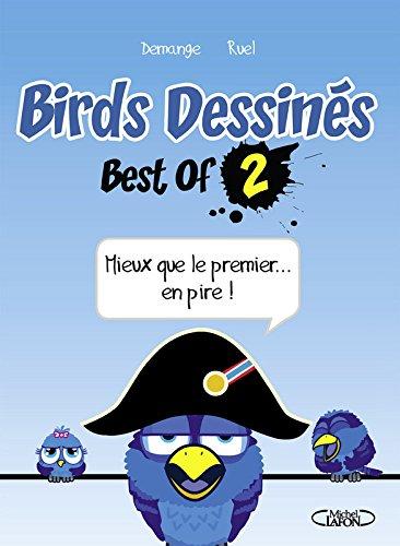 Birds dessinés Besti of - tome 2 (2) par Nicolas Demange