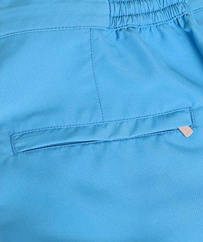 Bluemint Uomo vestibilità su misura media lunghezza legame swim shorts Blithe Blithe