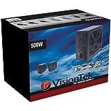 Visiontek 900346 ATX12V EPS12V Power Supply. 500W INTERNAL POWER SUPPLY STANDARD ATX INTERNAL POWER G-PWR. 500 W - Internal - 110 V AC 220 V AC
