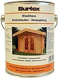 Blockhaus Fußboden-Versiegelung Innenbereich 2,5 l farblos / 7,98 € Liter