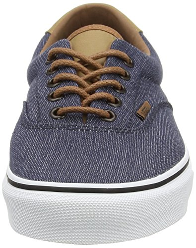 Vans Authentic, Sneakers mixte adulte Bleu (Denim C&L/Navy)