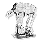 Star Wars The Last Jedi Metal Earth AT-M6 Heavy Assault Walker Metal Model Kit - Brand New Factory Sealed