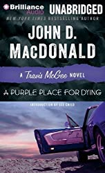 By MacDonald, John D. A Purple Place for Dying (Travis McGee Mysteries) Audiobook, CD, Unabridged (2013) Audio CD