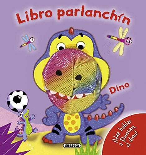 Dino (Libro parlanchín) por Equipo Susaeta
