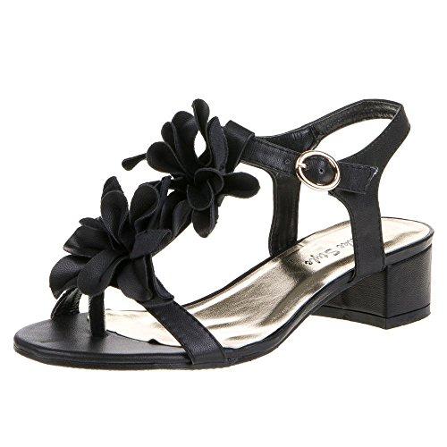 Mules - 5366–chaussures Noir