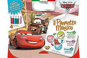 Amp S.R.L..-Creative Panetto mágico Cars CA1,, 891001