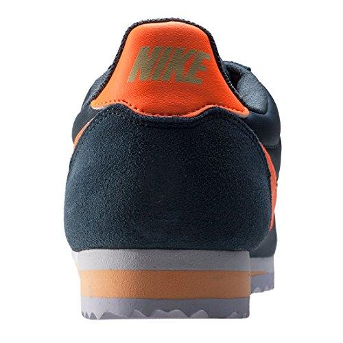 Nike Classic Cortez Nylon Rouge Bleu