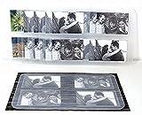 Tinas Collection TISCHSET 12 PERSONEN MIT BILDERRAHMEN für INSGESAMT 48 FOTOS
