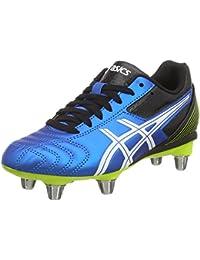 Asics Lethal Tackle Gs - Zapatillas de rugby Unisex Niños