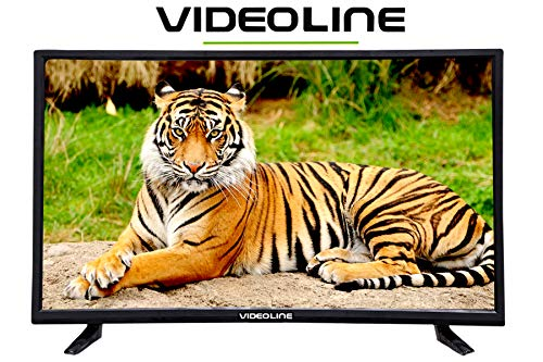VIDEOLINE LED TV (Black)