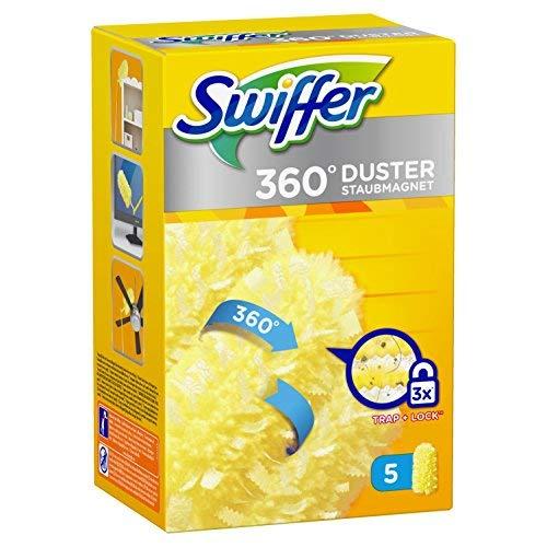 Nachfüllpack für Staubwedel Swiffer Duster 360,5Einheiten. fängt/speichert Staub