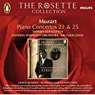 Mozart: Piano Concertos Nos. 21 & 25