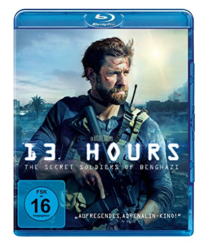 Bild von 13 Hours - The Secret Soldiers of Benghazi [Blu-ray]