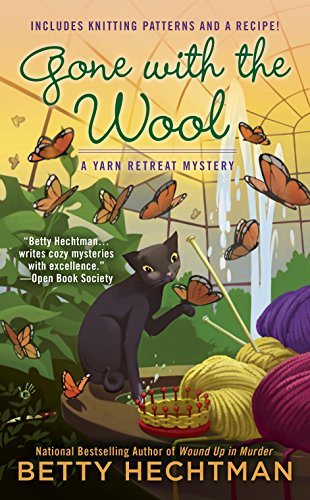Gone with the Wool (A Yarn Retreat Mystery Book 4) (English Edition)
