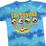 T-Shirt Ado Beatles Portholes Small - Import direct USA