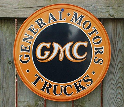 gmc-general-motors-tin-sign-usa-large-30x30-cm-s683