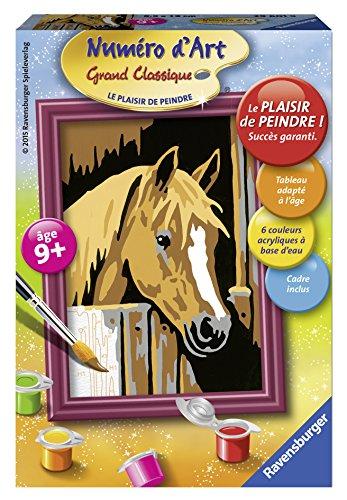 Ravensburger - 29601 - Pittura Al numero - Mini Cavallo