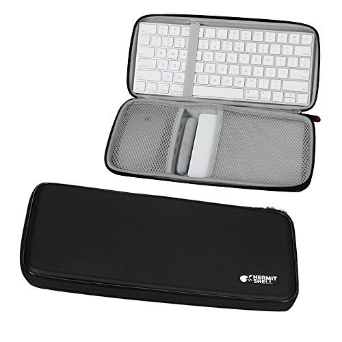 d49bf972b6d 33% OFF on For Apple Magic Keyboard MLA22LL/A Bluetooth + Trackpad 2  MJ2R2LL/A + Mouse EVA Hard Protective Case Carrying Pouch Cover Bag By  Hermitshell on ...