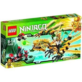 LEGO Ninjago 70503 - Il Dragone D'Oro