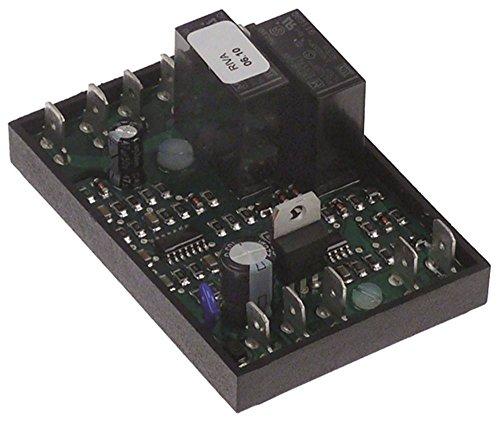 Platine für Espressomaschine Länge 80mm Breite 55mm Versorgung 24VAC
