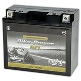 Intact Motorrad Batterie Gel 12 V 10 AH (GT12B-4 / 51299) passend für:...