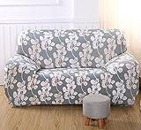 Duoguan Stretch-Sofabezüge Sofahusse Sofaüberwurf Spandex Elastischen Couch Sitz Slipcover für 1/2/3 Sitzer