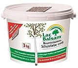 Etisso LacBalsam Baumstamm-Schutzfarbe weiß 3 kg