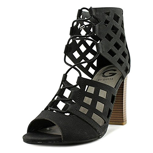 Guess G by Womens Iniko Open Toe Special Occasion Strappy Sandals
