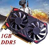 EVGA GeForce GTX750Ti Grafikkarte 2GD5 NVIDIA 2GB Geforce Unterstützung DirectX 12 TORX 2.0 Lüfter Grafikkarte (GTX 750 TI Gaming X 4G)