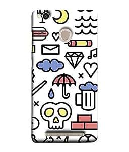 FUSON Designer Back Case Cover for Xiaomi Redmi 3s Prime :: Xiaomi Redmi 3 Plus (Family Friends Happiness Together Sister )