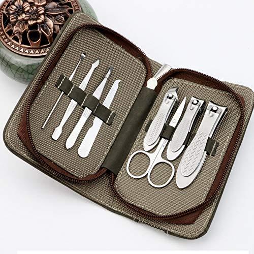 KLODSV Nail clippers cortadores uñas acero inoxidable