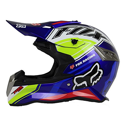 Woljay Casques motocross Casque
