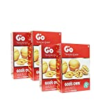 #7: Go Organic Extra Light Quarters Walnuts Kernels (Pack of 4) Each 250 gm