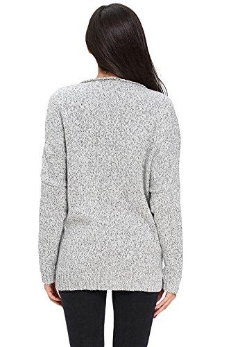 VIGVOG - Sweat-shirt - Femme gris gris Taille Unique Gris