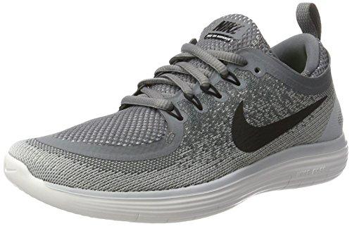 Nike Damen Free Run Distance 2 Laufschuhe, Grau (Cool Grey/Black-Wolf Grey-Stealth), 36.5 EU
