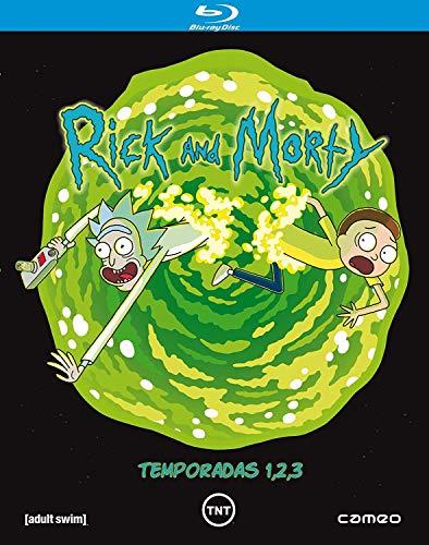 Rick & Morty (T1 a T3)
