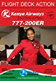 Kenya Airways B777-200ER | Cockpit Video | Flightdeck Action