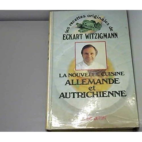 La nouvelle cuisine allemande et autrichienne
